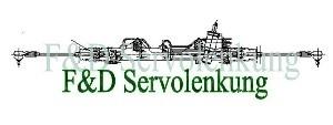 Logo F&D Servolenkung